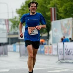 The 26th Lattelecom Riga Marathon - Denis Babaevskii (1052)
