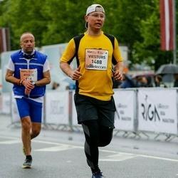 The 26th Lattelecom Riga Marathon - Viesturs Briežkalns (1488)