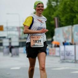 The 26th Lattelecom Riga Marathon - Baiba Mennika (1839)
