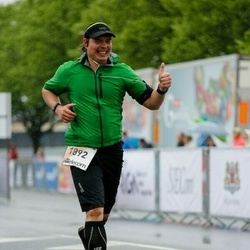The 26th Lattelecom Riga Marathon - Antons Kranga (1892)
