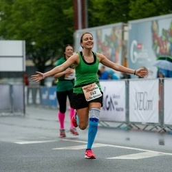 The 26th Lattelecom Riga Marathon - Johanna Pape (262)