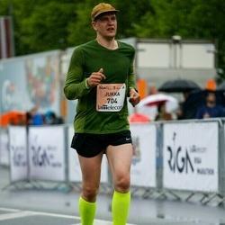 The 26th Lattelecom Riga Marathon - Jukka Ritola (704)