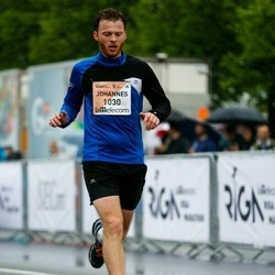 The 26th Lattelecom Riga Marathon - Johannes Socher (1030)