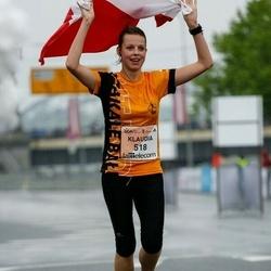 The 26th Lattelecom Riga Marathon - Klaudia Kobus (518)