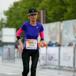 The 26th Lattelecom Riga Marathon - Danielle Honegger (1092)