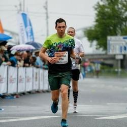 The 26th Lattelecom Riga Marathon - Mārtiņš Pētersons (206)