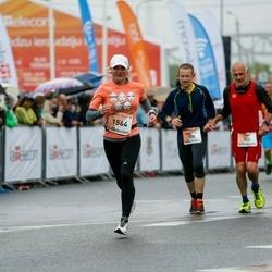 The 26th Lattelecom Riga Marathon - Tatiana Podvoiskaya (1564)