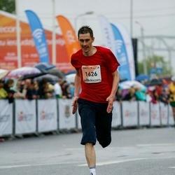 The 26th Lattelecom Riga Marathon - Eduards Pāķis (1626)