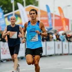 The 26th Lattelecom Riga Marathon - Dalius Pavliukovičius (8332)