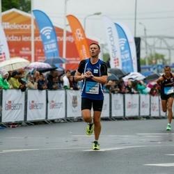 The 26th Lattelecom Riga Marathon - Benjamin Oertel (8454)