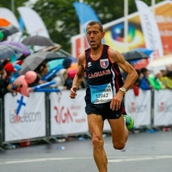 The 26th Lattelecom Riga Marathon - Giampiero Riggio (12062)