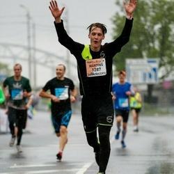 The 26th Lattelecom Riga Marathon - Mārtiņš Priedītis (1287)