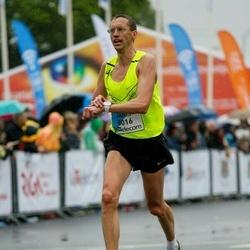 The 26th Lattelecom Riga Marathon - Jānis Kapustāns (8016)