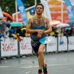 The 26th Lattelecom Riga Marathon - Vladimir Lebedev (10150)