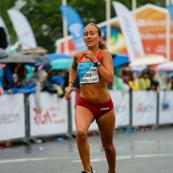 The 26th Lattelecom Riga Marathon - Jeksterina Kulago (8002)