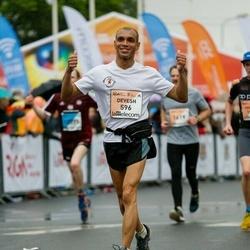 The 26th Lattelecom Riga Marathon - Devesh Khatu (596)