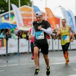 The 26th Lattelecom Riga Marathon - Artūrs Grigorjevs (11474)