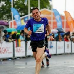 The 26th Lattelecom Riga Marathon - Didzis Kalniņš (8011)