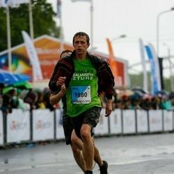 The 26th Lattelecom Riga Marathon - Leonīds Bogdanovs (9880)