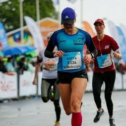 The 26th Lattelecom Riga Marathon - Greta Juozaponytė (8334)