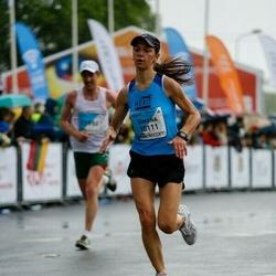 The 26th Lattelecom Riga Marathon - Simona Saiminikaite (10111)