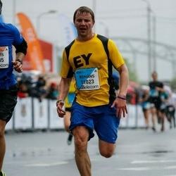 The 26th Lattelecom Riga Marathon - Romāns Bondarevskis (11023)