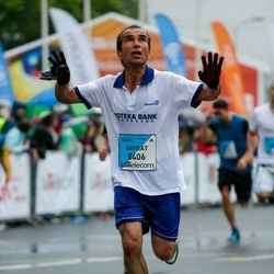 The 26th Lattelecom Riga Marathon - Gayrat Zayniev (8406)
