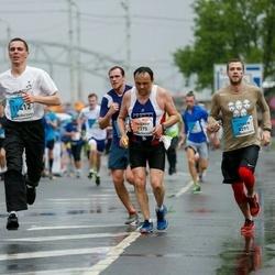 The 26th Lattelecom Riga Marathon - Thierry Laigle (1375)