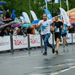 The 26th Lattelecom Riga Marathon - Mārtiņš Melnis (13648)