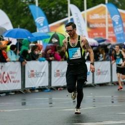The 26th Lattelecom Riga Marathon - Steve Cowling (8077)