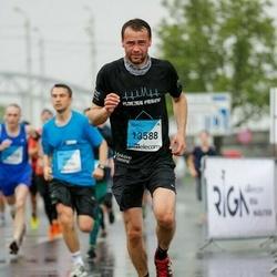 The 26th Lattelecom Riga Marathon - Dainis Slisans (13588)