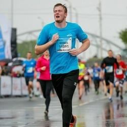 The 26th Lattelecom Riga Marathon - Reinis Štrauhs (11091)