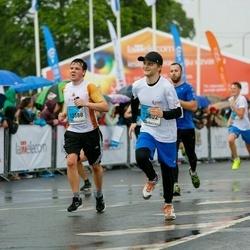 The 26th Lattelecom Riga Marathon - Ralfs Gūtmanis (13802)