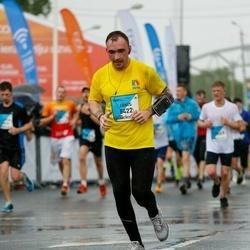 The 26th Lattelecom Riga Marathon - Jānis Stasjukēvičs (8422)