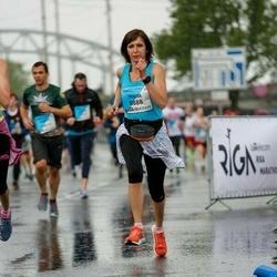 The 26th Lattelecom Riga Marathon - Maija Sulojeva (8888)
