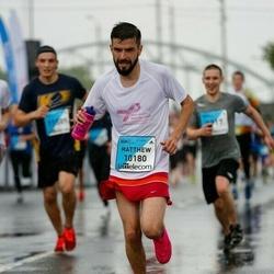 The 26th Lattelecom Riga Marathon - Matthew Medd (10180)