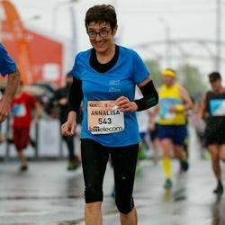 The 26th Lattelecom Riga Marathon - Annalisa Ferrari (543)