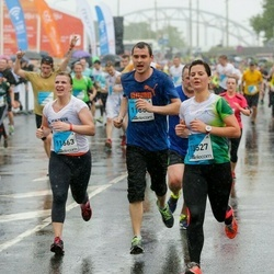 The 26th Lattelecom Riga Marathon - Renārs Roze (1663), Gunda Šabanova (13527)