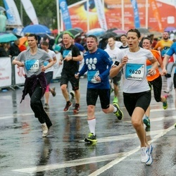 The 26th Lattelecom Riga Marathon - Sintija Liezere (9620), Ieva Hadkevica (11973)