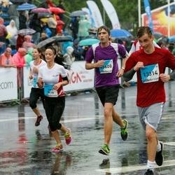 The 26th Lattelecom Riga Marathon - Zane Zālīte (8678), Stivens Berlinskis (13314)
