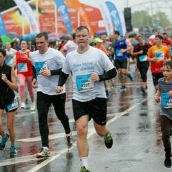 The 26th Lattelecom Riga Marathon - Andri Milov (8289), Kristaps Aizupietis (9469)