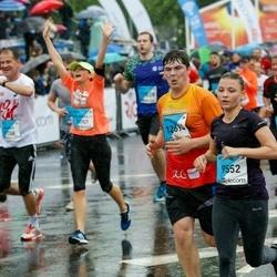 The 26th Lattelecom Riga Marathon - Eva Pāvulsone (9552), Kristaps Kalniņs (12694)