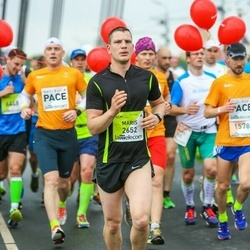 The 26th Lattelecom Riga Marathon - Maris Korols (2652)