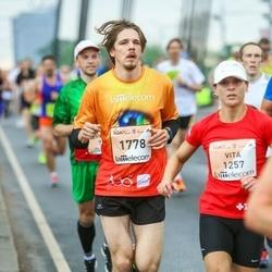 The 26th Lattelecom Riga Marathon - Jānis Znotiņš (1778)