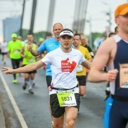 The 26th Lattelecom Riga Marathon - Antons Krēsliņš (5531)