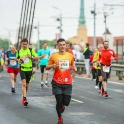 The 26th Lattelecom Riga Marathon - Rolands Kašs (1748)