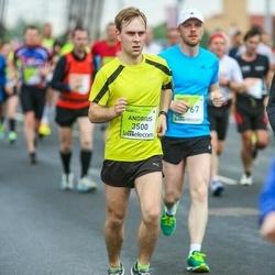 The 26th Lattelecom Riga Marathon - Andrius Dalinkevicius (3500)