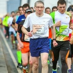 The 26th Lattelecom Riga Marathon - Aigars Vītiņš (759)