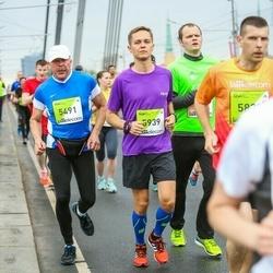 The 26th Lattelecom Riga Marathon - Aigars Liepiņš (5491), Jurijs Lediņš (5939)