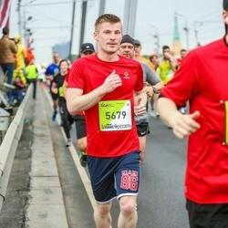 The 26th Lattelecom Riga Marathon - Sauļus Tolvaiša (5679)